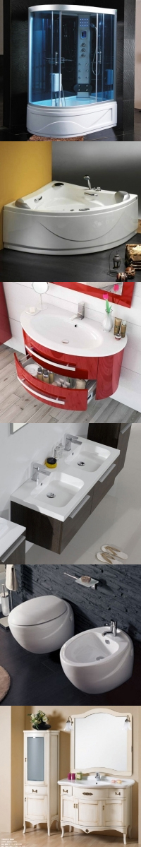 bagno italia - mobili, sanitari, vasche, cabine idromassaggi - Arredo Bagno Italia